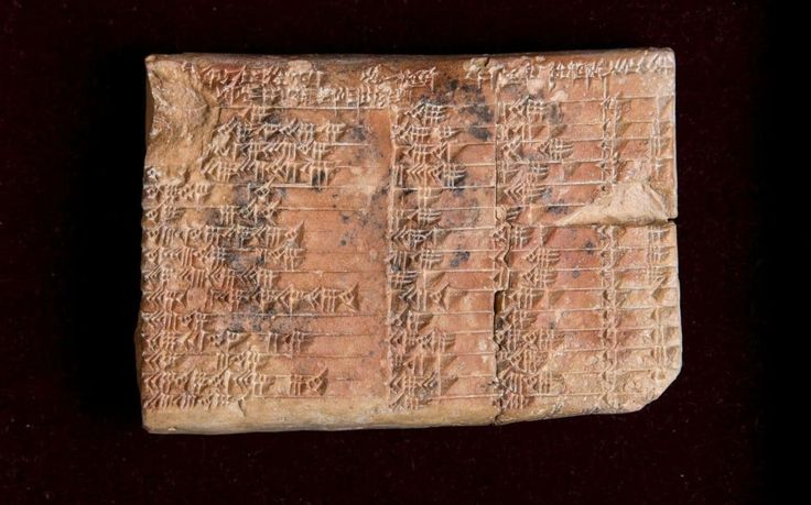 A 3,700-year-old clay tablet has proven that the Babylonians developed trigonometry 1,500 years before the Greeks and were using a sophisticated method of mathematics which could change how we calculate today.