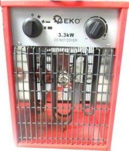 NAGRZEWNICA ELEKTRYCZNA 3,3 KW GEKO G80401