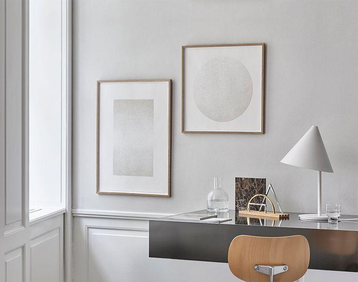 "AMM blog | new ""GATHER"" & ""SPHERE"" prints from Kirstina Krogh"