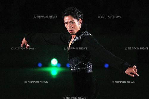 Daisuke Takahashi (JPN), August 25, 2011 - Figure Skating : Friends on Ice 2011 at Shinyokohama Skate Center, Kanagawa, Japan.(Photo by Daiju Kitamura/AFLO SPORT)