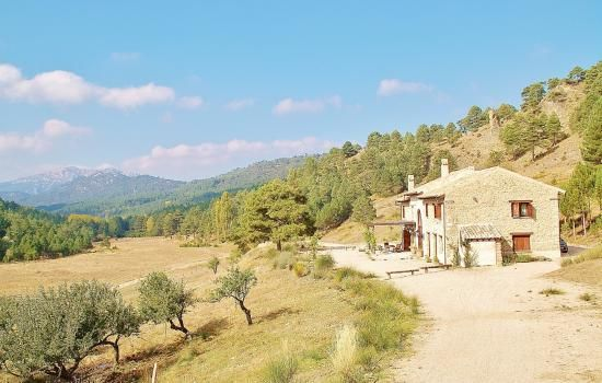 Working Spanish estate for sale is set in 1,600 acres of beautiful valley. It is surrounded by the Natural Park of the Sierras of Cazorla, Segura and Las Villas. http://www.uniquebusinessesforsale.com/uniquebusiness/working-spanish-estateContact info@unique