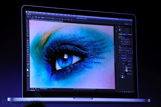 #Apple Explains Reasons to opt for #Retina #MacBook Pro