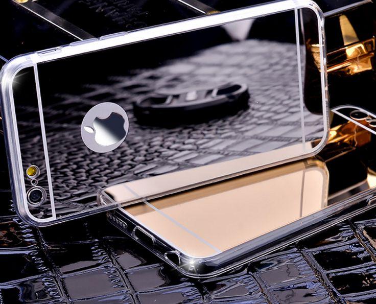 Luxury Mirror iPhone Case