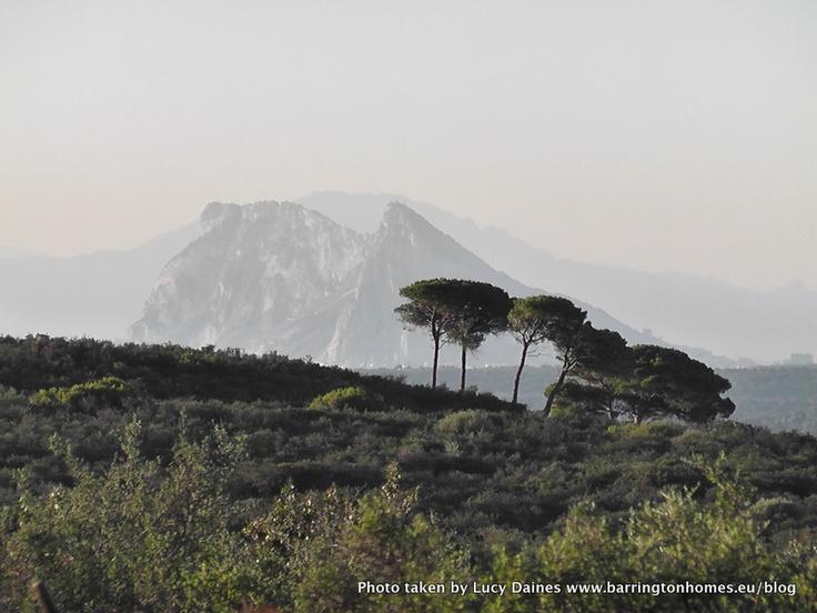 Manilva es el último pueblo malagueño en la parte occidental de la provincia y nos ofrece unas bonitas vistas del Campo de Gibraltar.