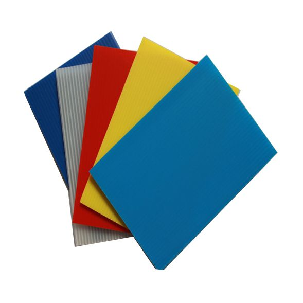 Flexible Building Industry Corrugated Plastic Corflute Protection Sheet Wholesale Corrugated Plastic Corrugated Plastic Sheets Plastic Sheets