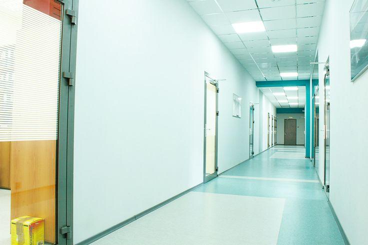 Алюминиевые офисные двери в Самаре