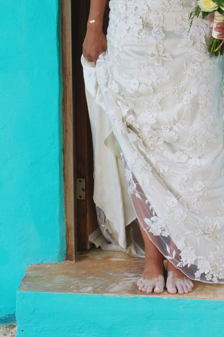 Casual Tulum Beach Wedding