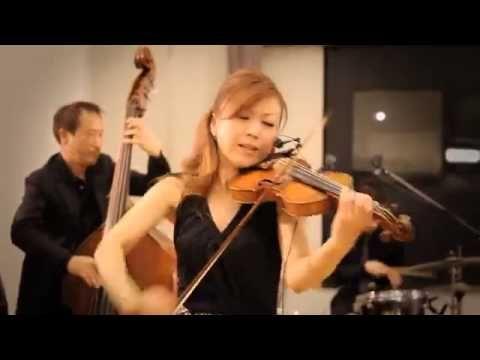 おはようございます。 今日から5月、5/1は「ジャズ・ヴァイオリンの女王」寺井尚子さんの誕生日。 今朝の一曲は、ハービー・ハンコックの名曲「カンタロープ・アイランド」、寺井尚子さんによるクールなカヴァー。山本玲子さんのヴァイヴラフォンも加わって、なかなかいいですねー。 最近の寺井さんのアルバムを聴いていなかったのでチェックしたら、2014年の「ヴェリー・クール」、アルバム名にも惹かれて、また朝からポチッとしてしまいました(^_^;;
