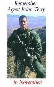 "If you don't know who Brian Terry was, he was a U.S. border agent protecting our borders. He was murdered by a Fast & Furious gun supplied by the Obama administration to Mexican drug cartels. This president and his corrupt  ""justice"" dept HAVE TO GO!  They don't reflect what our great nation was built on & stands for. The TRUTH will eventually be told."