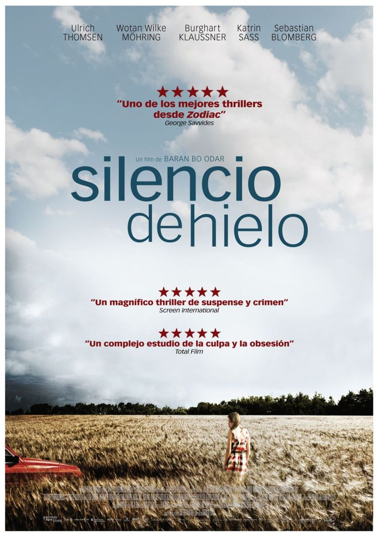 """El silencio de hielo (2010) """"Das letzte Schweigen"""" de Baran bo Odar - tt1361835"""