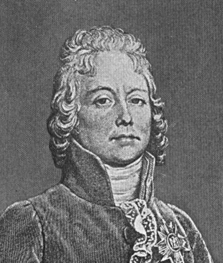 Talleyrand (1754-1838): vescovo di Autun, nel 1789 è rappresentante del clero negli stati generali, poi è membro dell'assemblea nazionale costituente. Ministro degli esteri del direttorio e poi di Napoleone. Nel 1814 capo del governo che depone Napoleone e proclama Luigi XVIII re di Francia. Ministro degli esteri francese durante il congresso di Vienna.