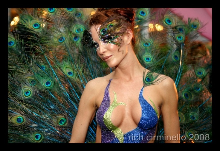 34 best images about peacock body paint on Pinterest ...
