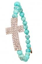#turquoise: Crosses Turquoi, Jewlz Online, Holy Bracelets, Turquoise Crosses, So Pretty, Jewelry, Turquoise Beads, 14 95 Www Southernjewlz, Crosses Bracelets
