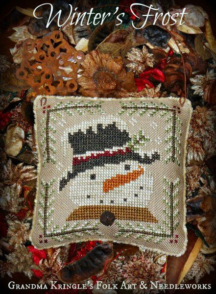 black nike sneakers for toddlers Winter  39 s Frost is the title of this cross stitch pattern from Grandma Kringle  39 s Needleworks featuring the most delightful snowman