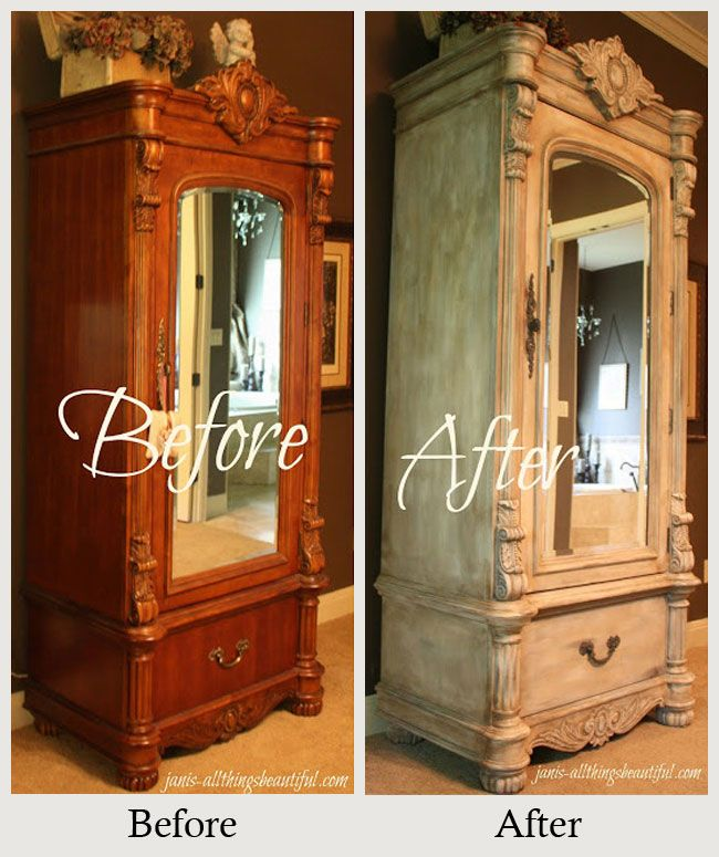 Bedroom Before And After Pictures Bedroom Colors Photos Bedroom Tv Unit Color Schemes For Bedroom: 17 Best Images About Refurbished Armoires On Pinterest