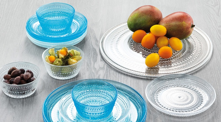 Iittala Kastehelmi collection
