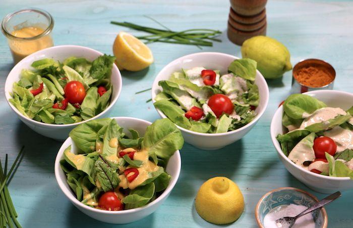 Salatdressing klassisch Zur Salatsaison ist es fu…