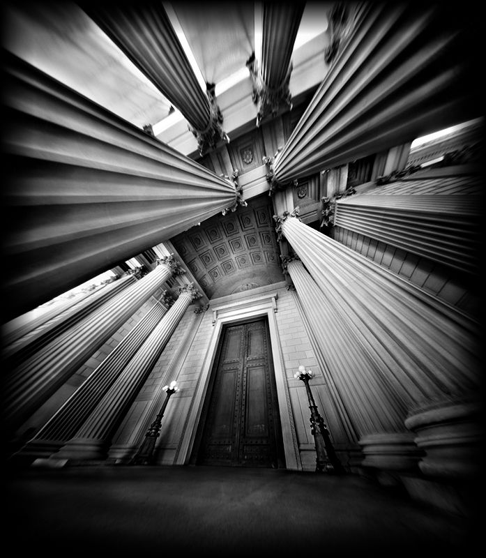 Like - Pinhole Photography by Scott Speck // A pinhole camera has no lens, and pinhole photography is therefore a type of lensless photography.