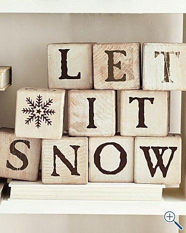 Noël est derrière nous mais comme il aurait été beau aujourd'hui... Il ne neige pas chez vous ?