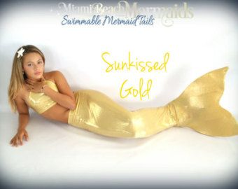 Monofin Mermaid Tail. 12 Colors. Swimming by CoralSeasMermaid