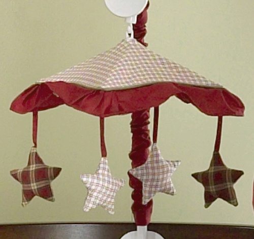 Plaid Country Cabin Red Cheap Baby Bedding 9pc Crib Comforter Set Collection   eBay