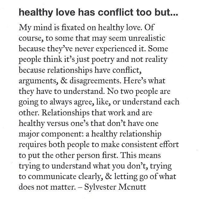 @Regrann from @sylvestermcnutt -  Someone asked me about anxiety about arguments about conflict. First and foremost I talked about all of this in my book Dear Love Life: Efficient Dating in the Technology Era. If you think that arguments are normal then you haven't discovered this phrase: conflict resolution. One thing that I talk about in the book is HEALTHY ways to resolve conflict. Conflict is normal. Conflict is normal. Conflict is normal. It is unrealistic to think that just because…