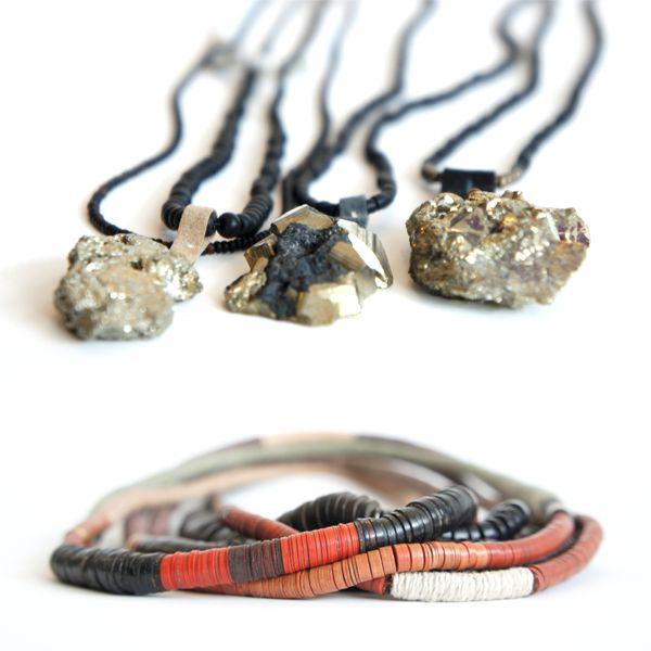 TUARI necklaces
