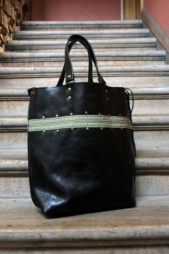 Women's Handbag Leather handbag Handbag Hand Made by clothesNavaho