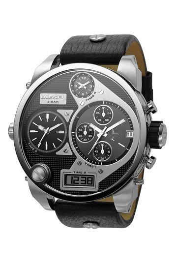 """DIESEL® Time Zone Watch   Nordstrom"""