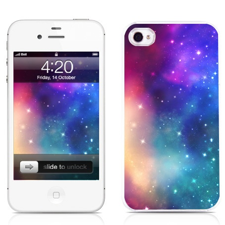 Handmade iPhone Cases- Fancy Universe(iPhone 4/4S,iPhone 5)