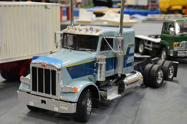31 best model trucks images on pinterest plastic model - Bac a semis ...
