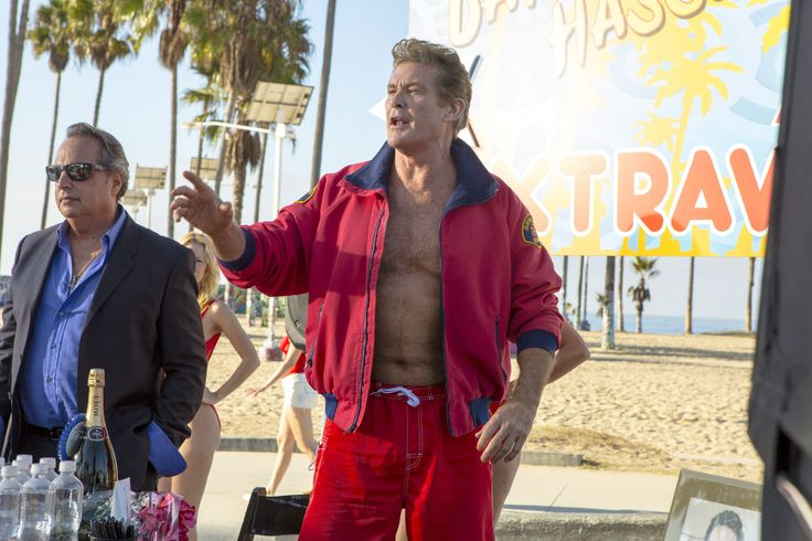Ken Jeong Dreams of Killing Hasselhoff in Comedy's Exclusive Clip