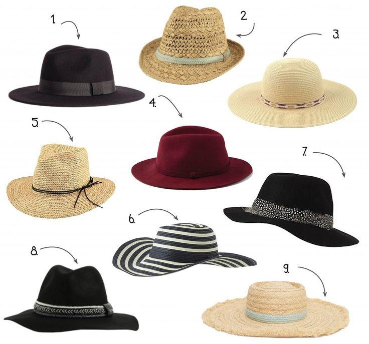 We hebben wat leuke hoeden voor je bij elkaar geshopt om deze zomer mee rond te lopen op het strand of op een festival! Laat dat mooie weer nu maar komen;)