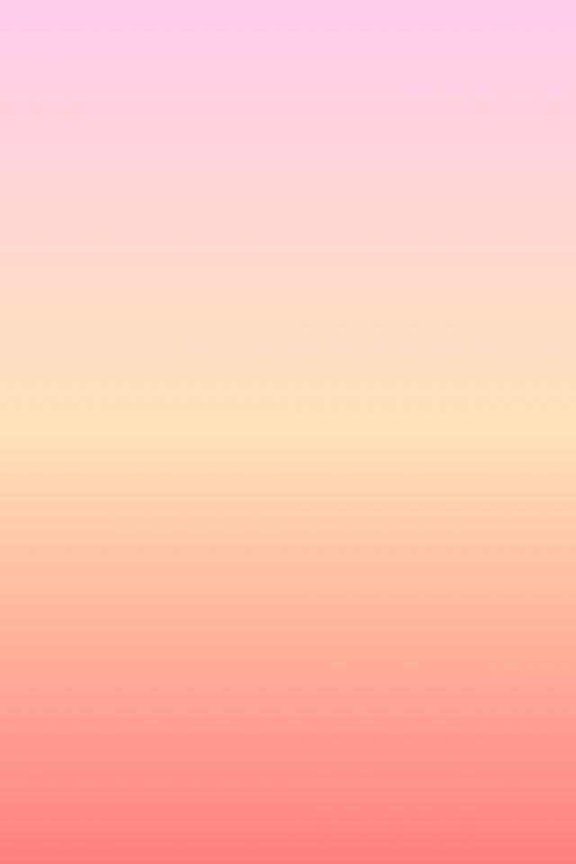 OMBRE PEACH BACKGROUNDS