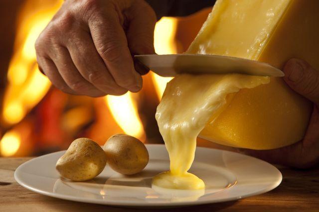 recette fondue montagnarde (Appenzeller inside)