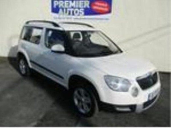 Skoda Yeti 1 6 Tdi Cr 105 S Greenline For Sale In Tipperary On