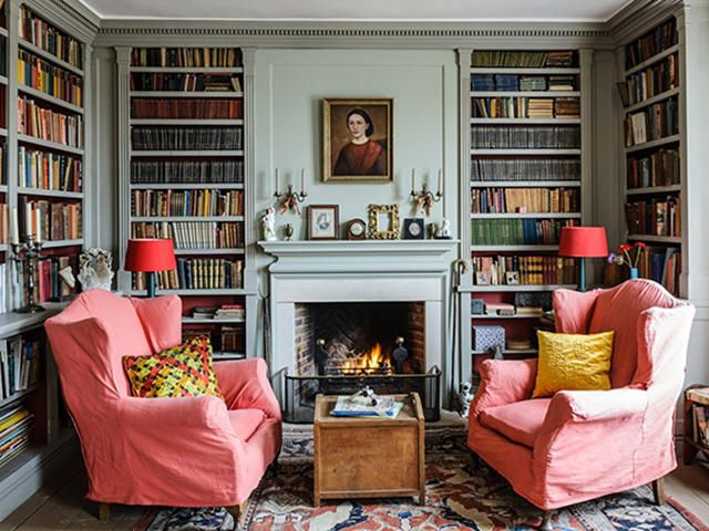 11 Home Libraries That Will Inspire You to Hit the Books