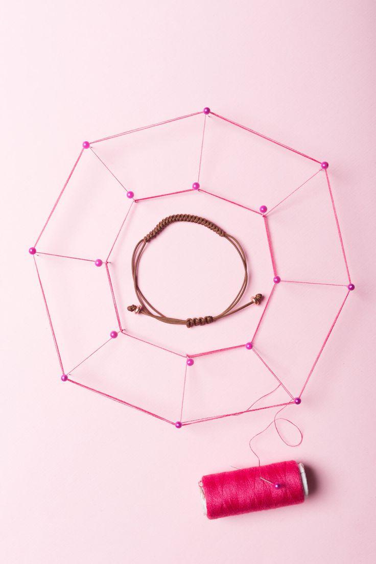 bracciale di Lamboglia su Etsy https://www.etsy.com/it/listing/511103515/bracciale