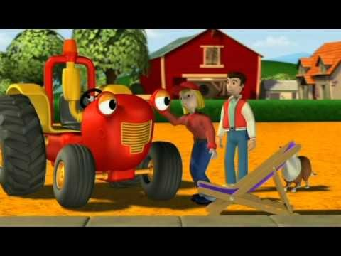 tom a traktor magyar - YouTube