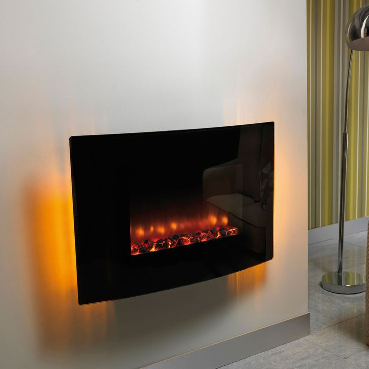 Fireplace Design electric wall fireplaces : The 25+ best Wall hung electric fires ideas on Pinterest ...