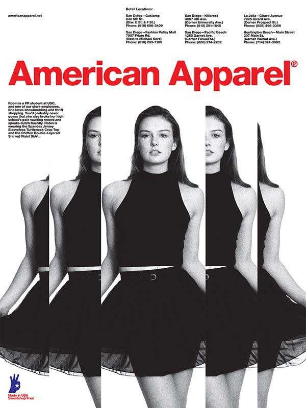 American Apparel – американский интернет-магазин, где продается стильная мужская, женская и детская одежда, обувь и аксессуары. Название магазина переводится как «американская одежда» и соответствует философии этого бренда – абсолютно все товары производятся в США (на каждой бирке всегда присутствует надпись «Made in USA»). Всю одежду изготавливают портные в центре Лос-Анджелеса, благодаря этому компания не использует дешевый труд работников из других стран, более того она тщательно следит…