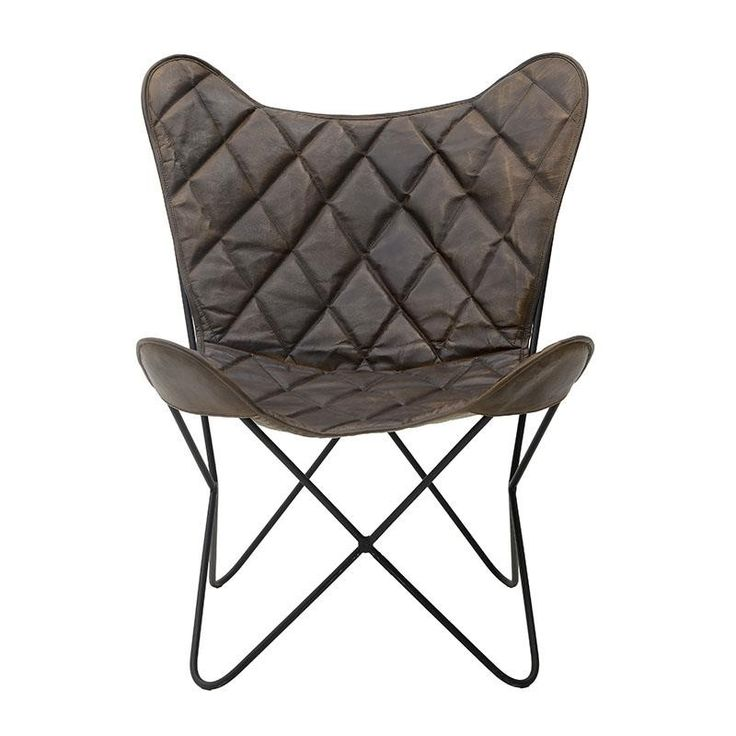 Leather Armchair - Armchairs - FURNITURE - inart