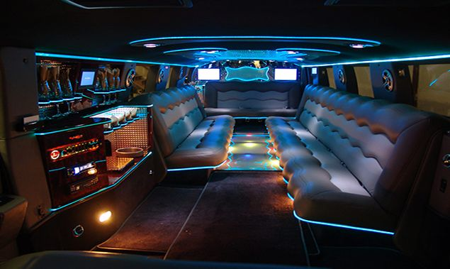 Limo Party Bus Interior Party Bus Pinterest Party