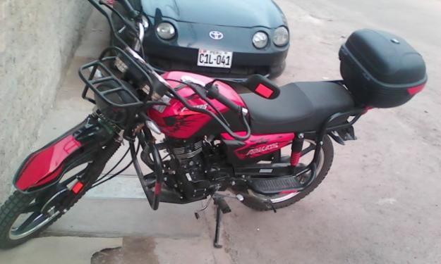 Vendo Moto Italika Ft 125cc