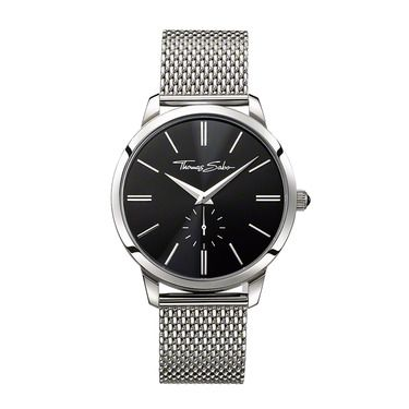 THOMAS SABO men's watch with pure design.