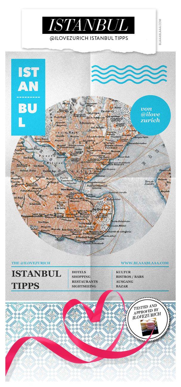 @ilove zurich Istanbul-Tipps