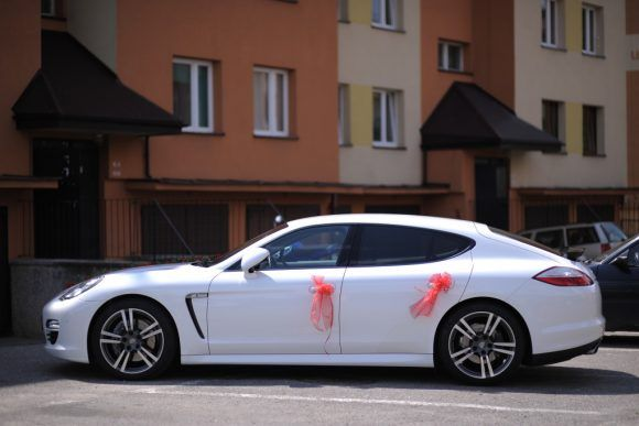 Porsche do Ślubu