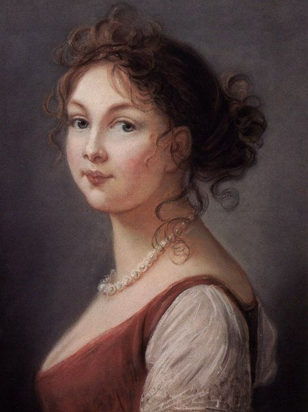 Élisabeth Vigée Le Brun - La reine Louise de Prusse