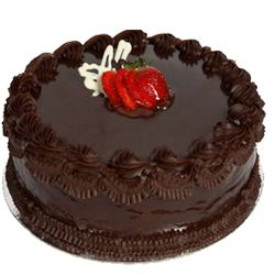 Exclusive fresh eggless chocolate cake 500 gms. - Send this exclusive gift to your loved ones through us