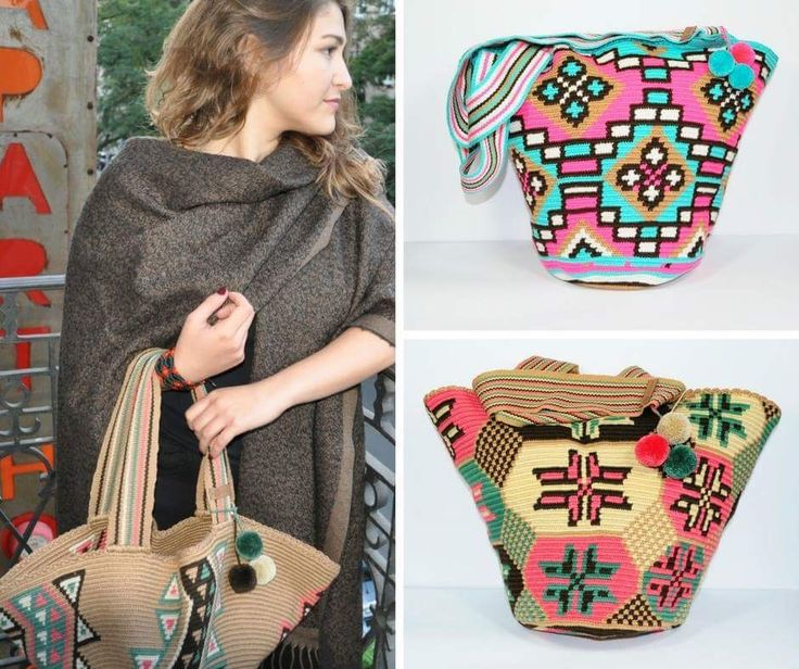 Autumn is coming. Shop this look! Shop this look https://www.luloplanet.com/collections/wayuu-bucket-bags #wayuubags #luloplanet #warszawa